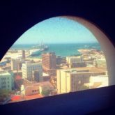 Donkin Reserve View